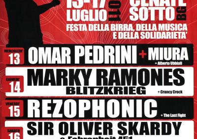 2011 Marky Blitzkrieg Bergamo