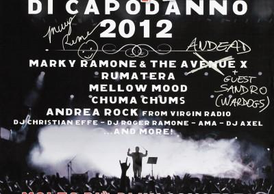 2011 Marky Ramone Villorba maxi