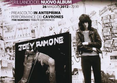 2012 Joey Ramone Ya know