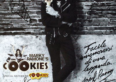 2012 Marky Ramone's Cookies