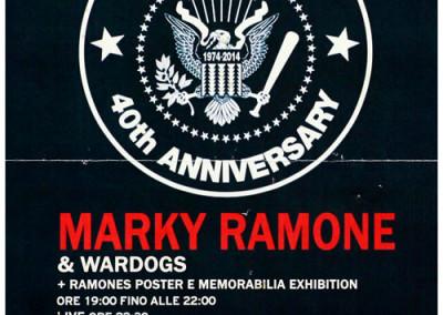 2014 Marky & Wardogs Sassari
