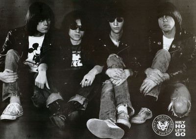Ramones Hey ho let's go Tommy