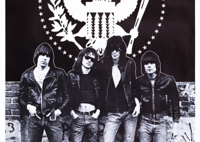 Ramones mix dal primo album