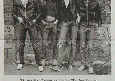 2016 Ramones 40th anniversary Deluxe Edition – Rhino – 1