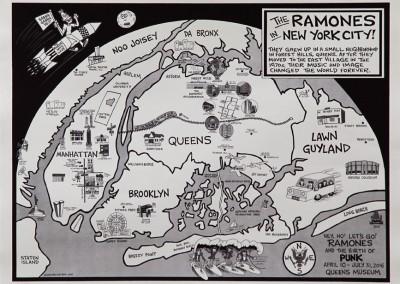 2016 The Ramones in New York City