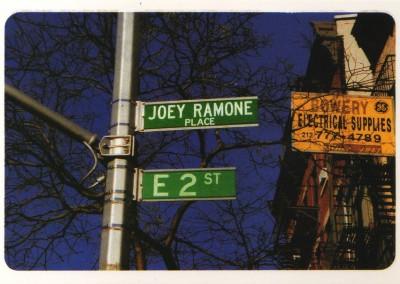 Joey Ramone Place
