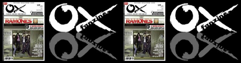 Ox fanzine nuovo numero sui ramones for Gemelli diversi discografia completa