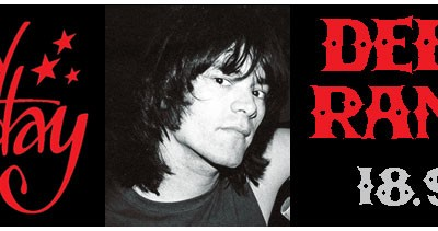 Buon compleanno Dee Dee Ramone!