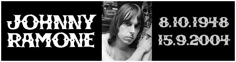 Tredici anni dalla scomparsa di Johnny Ramone