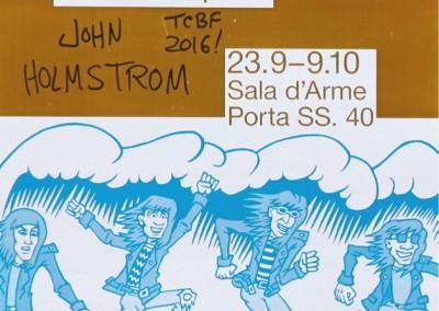 2016 Treviso comic book festival