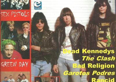 Metal head especial punk & harcore