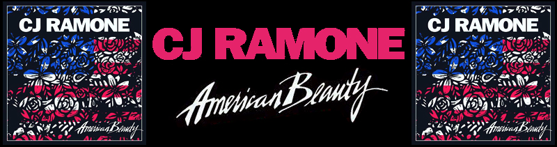 Cj Ramone new album: American Beauty