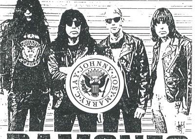 Ramones n° 4