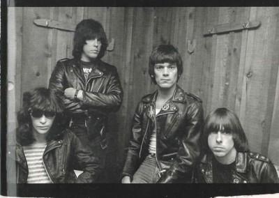 Ramones Interviews
