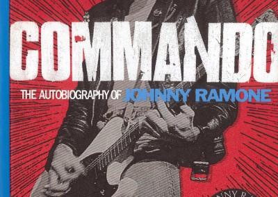 Commando – The autobiography of Johnny Ramone
