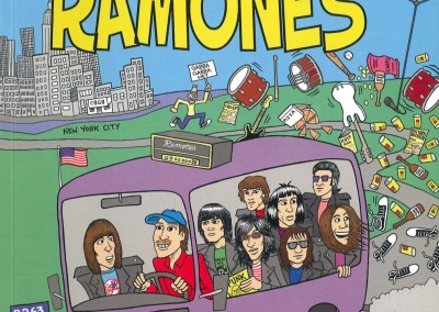 Sulla strada con i Ramones