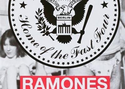 RMCM & OMFUB Ramones Museum & Bar Berlino