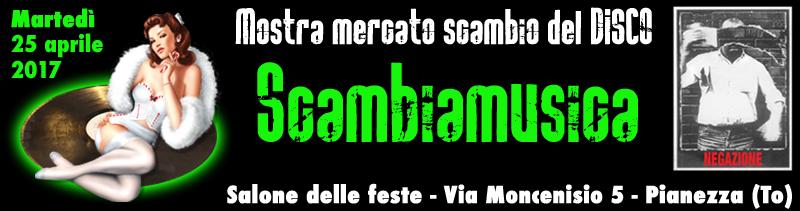 25 aprile Ramones.world Scambiamusica di Pianezza (To)