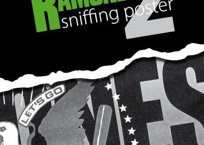"La copertina di ""Ramones Sniffing Poster 2"""