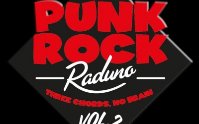 Logo punk rock raduno vol.2
