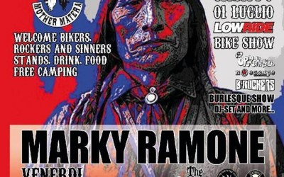 Marky Ramone Matera 2