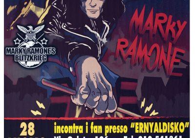 28-29/7/2017 Marky Ramone maxi