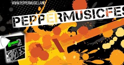Mostra Ramones al Peppermusicfest 017 di Moncalieri