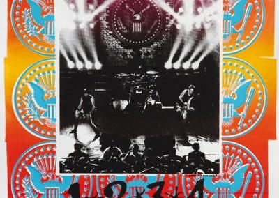 1999 Ramones 1, 2, 3, 4 the cyberpunk blitz
