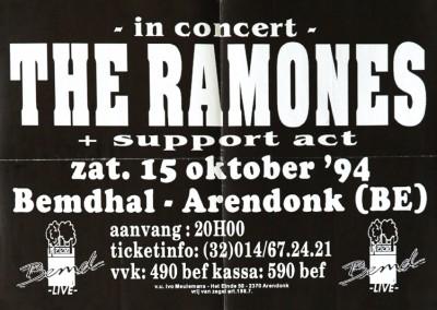 15/10/1994 Bemdhal – Arendonk