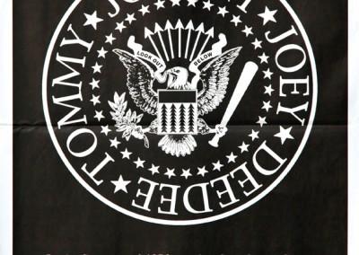 2016 Ramones 40th anniversary Deluxe Edition – Rhino – 2