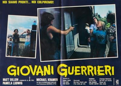 1983 Giovani Guerrieri – Fotobusta 3