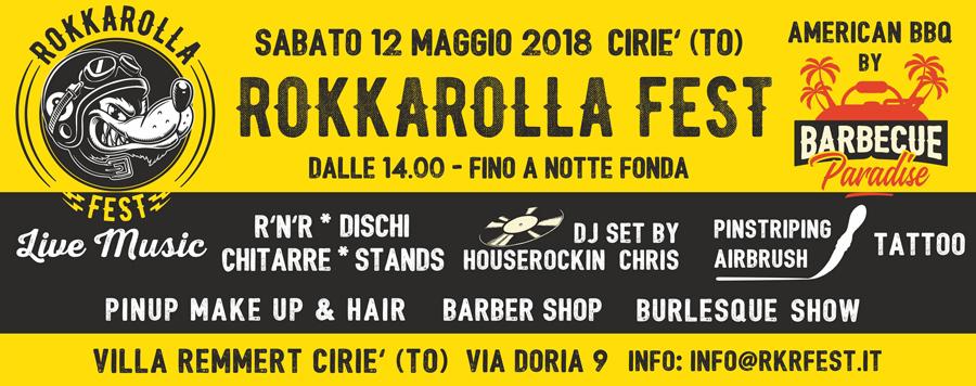Ramones.world il 12 maggio al RokkaRolla Fest