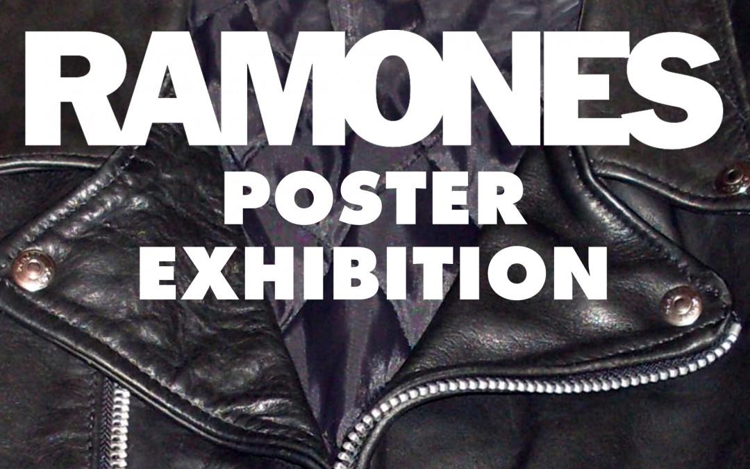 Sabato 23 giugno Super mostra Ramones a Bergamo