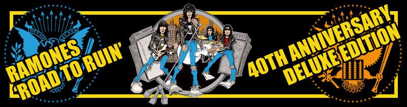 La storia degli LP dei Ramones raccontata su you tube