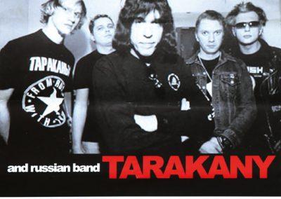 2005 Marky Ramone & Tarakany Bassano