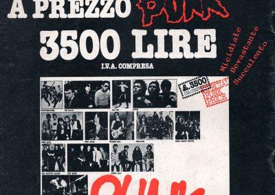 1977 Il Mucchio Selvaggio – Ita – Punk Collection