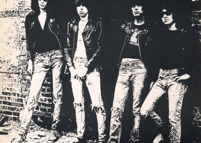 1977 Bilboard – Usa – Rocket To Russia Sire