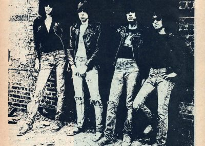 1977 Creem – Usa – Rocket To Russia Sire