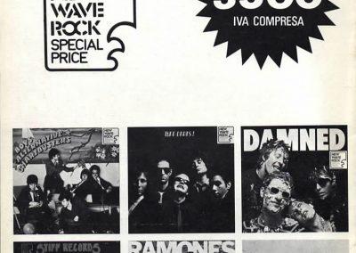 1978 Il Mucchio Selvaggio – Ita – New Wave Rock