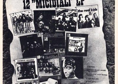 1979 Il Mucchio Selvaggio – Ita – Wanted
