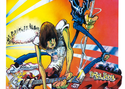 1979 Ramones Hunt Emerson