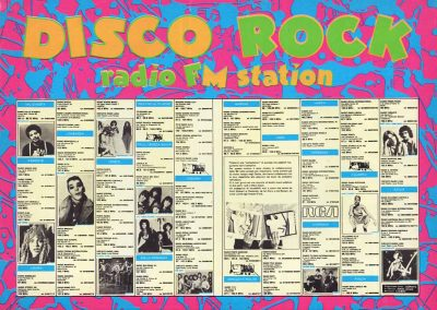 1980 Ciao 2001 – Ita – Disco Rock Fm Radio Station