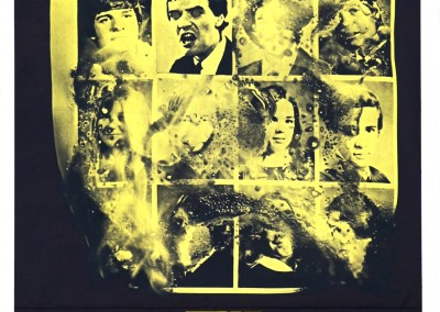 1981 Fear No Evil Locandina