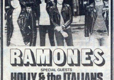 1981 ???? – Usa – Ramones live Palladium