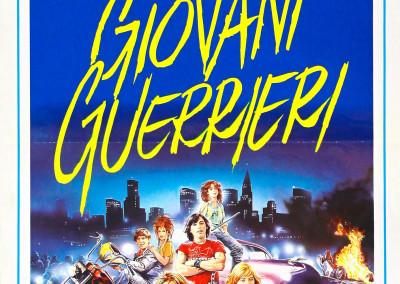 1983 Giovani Guerrieri – locandina