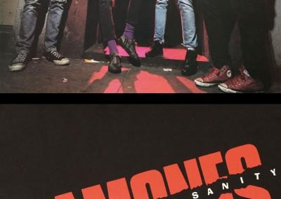 1987 Ramones Halfway flat