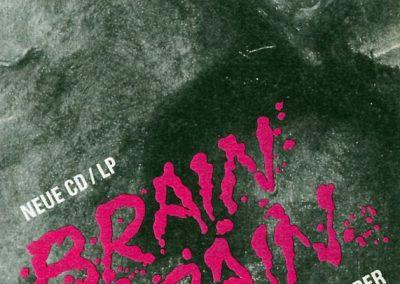 1989 Metal Hammer – Ger – Brain Drain Chrysalis