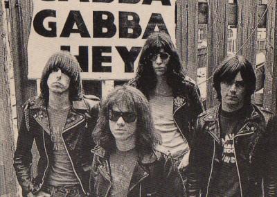 Ramones Gabba Gabba Hey 1990