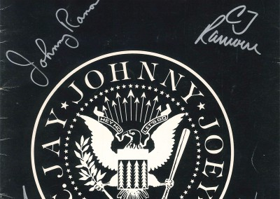 1991/1996 autografato