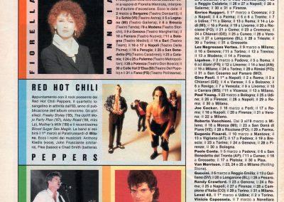 1992 Tutto Musica & Spettacolo – Ita – Ramones Live